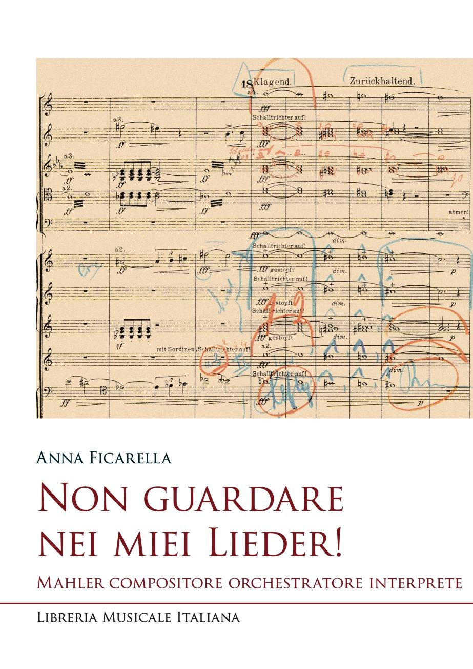 Copertina pubblicata da Non guardare nei miei Lieder!