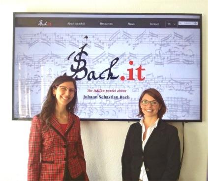 Maria Borghesi e Chiara Bertoglio